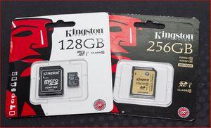 Обзор двух карт памяти большой емкости: microsdxc 128 gb и sdxc 256 gb