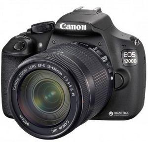 Обзор фотокамеры canon eos 1200d