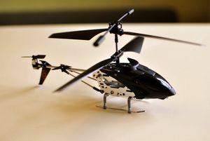 Обзор гиковского вертолета griffin helo tc