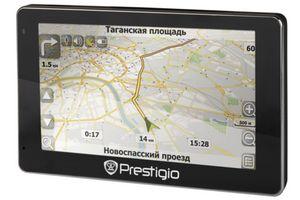 Обзор gps-навигатора prestigio geovision gv5500 smart android