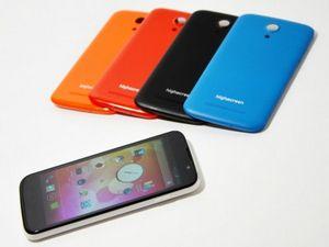 Обзор: highscreen omega prime mini - смартфон с 5 сменными панелями