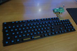 Обзор и разбор клавиатуры das keyboard 4 professional clicky