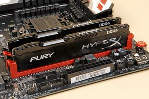 Обзор комплекта памяти hyperx fury ddr4-2666 hx426c15fbk2/16