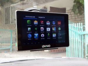 Обзор lexand sta-5.0: компактный навигатор на android 4.0 с гигагерцевым процессором