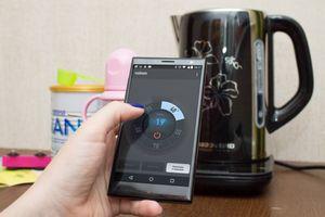 Обзор первого в мире интернет-чайника redmond skykettle m170s