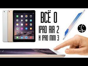 Обзор планшета apple ipad mini with retina display