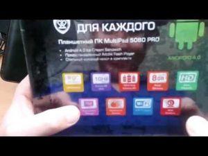 Обзор планшета prestigio multipad 7.0 prime duo (pmp5770d_duo)
