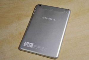 Обзор планшета supra m845g: солидная малютка
