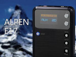 Обзор портативного усилителя/цапа fiio e17 alpen