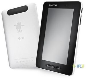 Обзор qumo go! на что способен недорогой планшет?