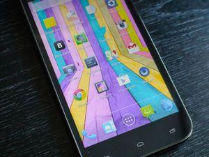 Обзор смартфона iconbit: рациональный гигант