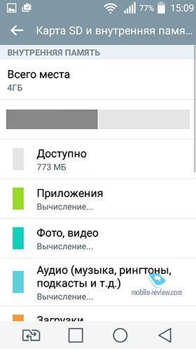Обзор смартфона lg leon (h324)