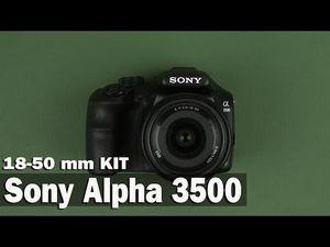 Обзор sony alpha a5000