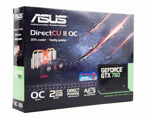 Обзор видеокарты asus gtx 760 directcu mini
