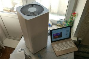 Обзор xiaomi mi air purifier 2 или как очистить воздух мегаполиса?
