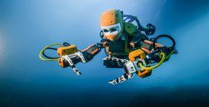 Oceanone – морской аватар и его первая охота за сокровищами