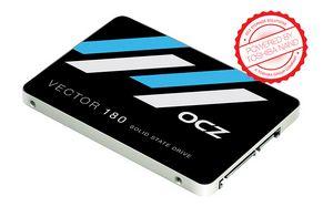 Ocz представляет новый флагманский ssd-накопитель vector 180