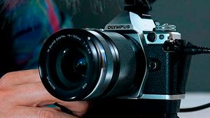 Olympus представила камеру с уклоном в съемку видео