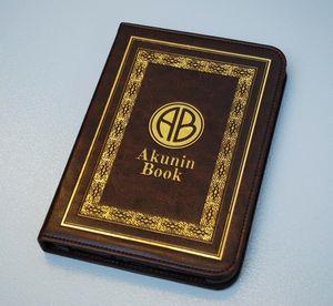 Onyx c63ml akunin book — первая ласточка из семейства «фанбук»
