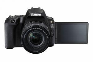 Осенняя коллекция компактных цифровых камер canon