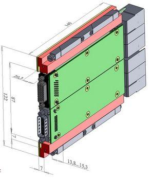 Особенности построения высокопроизводительных компьютеров с кондуктивным охлаждением