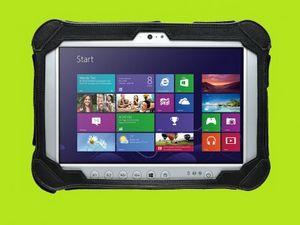 Panasonic toughpad fz-g1 atex подойдёт для работы в самых экстремальных условиях
