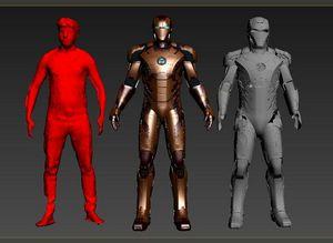 Пять вещей, которые можно распечатать на 3d-принтере: часть №1, костюм «железного человека»