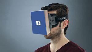 Почему facebook купила oculus rift