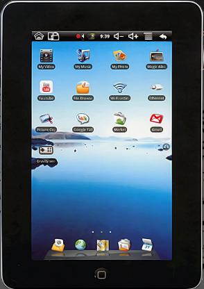 Pocketbook iq 701: электронная книга-планшет на базе android
