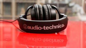 Подробный обзор: наушники audio-technica ath-m50x