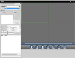 Полезные возможности cms для видеонаблюдения