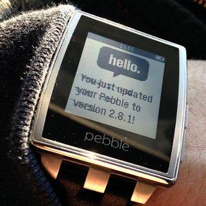 Проблема с экраном часов pebble steel и личный опыт ее устранения