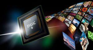 Процессор изображения digic от компании canon – мощный компьютер в вашей камере