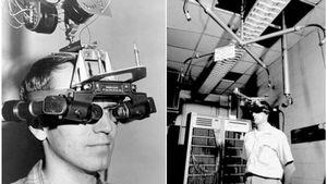 Происхождение виртуальной реальности: прототипы видеоочков и 3d шлемов из прошлого