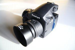 Размер имеет значение. выбор среднеформатного фотоаппарата