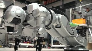 Разум ребенка и соревнования роботов