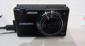 Репортаж с ifa 2011: компактная фотокамера samsung mv800