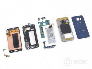 Садитесь, три: специалисты ifixit оценили ремонтопригодность смартфона samsung galaxy s6 edge