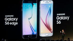 Samsung galaxy s6 (edge): новые смартфоны радуют глаз, но боятся воды