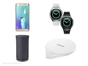Samsung получила рекордное количество наград ces 2014 innovation