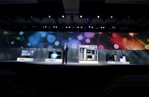 Samsung представила свое видение интеллектуальных решений для повседневной жизни