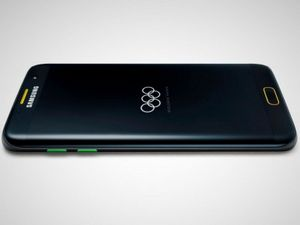 Samsung раздаст спортсменам больше 12 тысяч смартфонов galaxy s7 edge olympic games limited edition