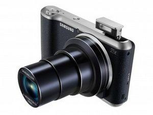Samsung выпускает новую фотокамеру galaxy camera 2