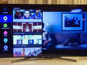 Samsung выпускает новую платформу для smart tv на базе ос tizen