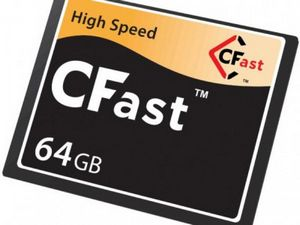 Sandisk объявил о разработке карт памяти cfast для фото- и видеокамер следующего поколения