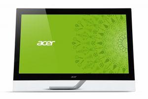 Сенсорный монитор acer серии t2 получил награду «red dot award» за лучший дизайн