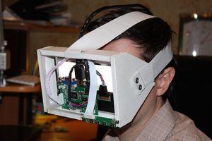 Шлем vrd догоняет oculus rift dk2