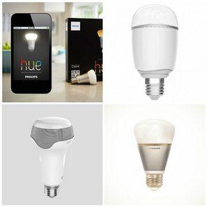 Smart лампочка с wi-fi репитером — удобная технология для умного дома или офиса
