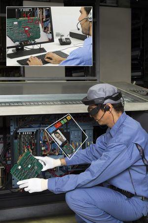 Смарт-очки epson moverio pro bt-2000 созданы для оптимизации рабочих процессов