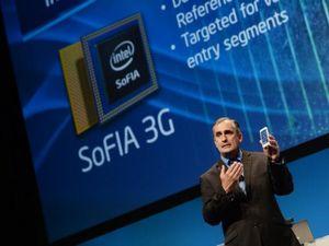 Sofia - новое семейство решений intel для смартфонов и планшетов
